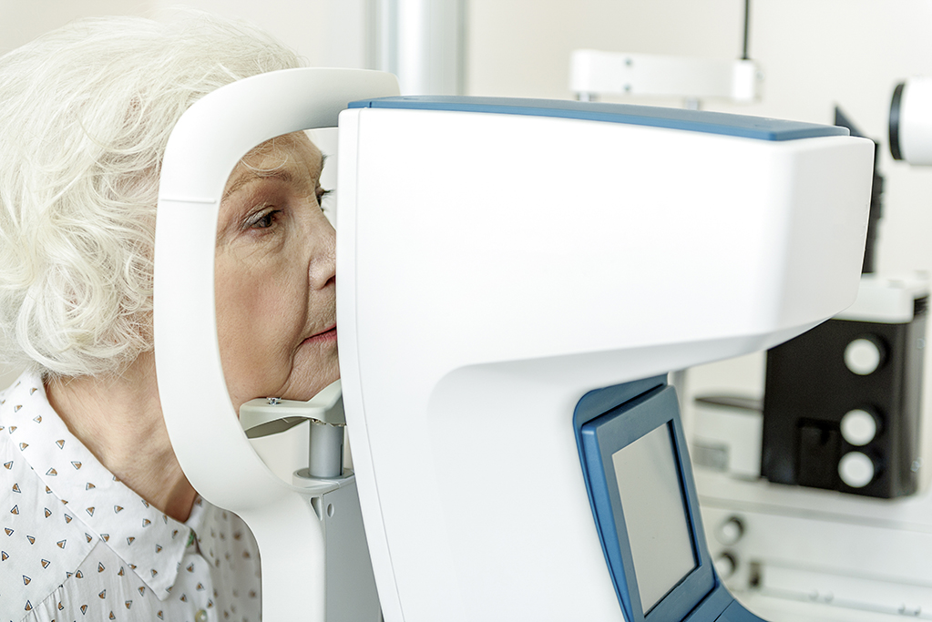 Glaucoma Test Spokane Eye